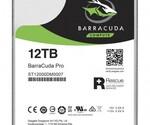 HDD 12 TB Seagate BarraCuda Pro - 8 дисков 16 головок, и 5 лет гарантии... это действительно круто!