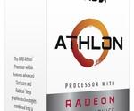 AMD готовит 12-нм гибридный процессор Athlon 3000G