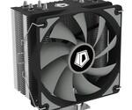 Обзор и тестирование процессорного кулера ID-Cooling SE-224-XT Basic: новый уровень