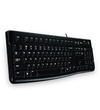 Клавиатура Logitech K120 Black (920-002522) for Business