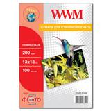 Фотобумага WWM (G200.P100)