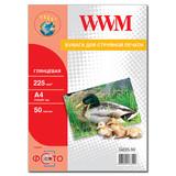 Фотобумага WWM (G225.50)