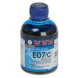 Чернила WWM EPSON Stylus Universal (Cyan) (E07/C) 200 г