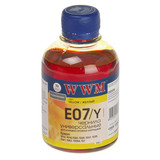 Чернила WWM EPSON Stylus Universal (Yellow) (E07/Y) 200 г