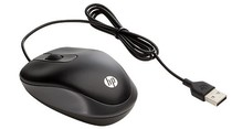 Мышь HP (G1K28AA) Travel Mouse Black USB
