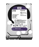 Жесткий диск HDD SATA 2.0TB WD Purple 5400rpm 64MB (WD20PURZ)