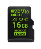 MicroSDHC 16GB UHS-I Class 10 GOODRAM A1 for Android (M1A0-0160R11-A1)