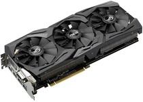 AMD Radeon RX 580 8Gb GDDR5 ROG Strix Asus (ROG-STRIX-RX580-8G-GAMING)