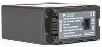 Аккумулятор PowerPlant Panasonic VW-VBG6 6600mAh (DV00DV1279)