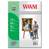 Холст WWM (CC260A3.20)