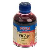 Чернила WWM Epson Stylus Photo R1900/2000 Red (E87/R) 200г