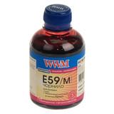 Чернила WWM Epson Stylus Pro 7700/9700/9890 Light Magenta (E59/LM) 200г