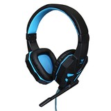 Гарнитура Aula Prime Gaming Headset Black-Blue (6948391256030)