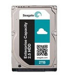 "Жесткий диск HDD 2.5"" SATA 2.0Tb Seagate 128Mb, 7200rpm, Enterprise Capacity (ST2000NX0253)"