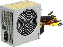 Блок питания Chieftec GPA-700S, ATX 2.3, APFC, 12cm fan, КПД >80%