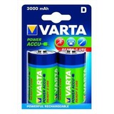 Аккумулятор Varta Power Accu D/HR20 NI-MH 3000 mAh BL 2шт