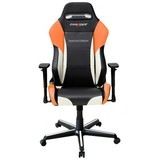Кресло для геймеров DXRAcer Drifting OH/DM61/NWO Black/White/Orange