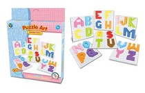 Пазл Same Toy Puzzle Art Alphabet (5990-3Ut)