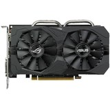 Видеокарта AMD Radeon RX 560 4GB GDDR5 Strix Gaming OC Asus (ROG-STRIX-RX560-O4G-GAMING)