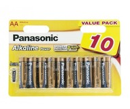 Батарейка Panasonic Alkaline Power AA/LR06 BL 10 шт