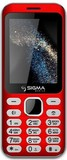 Sigma mobile X-style 33 Steel Dual Sim Red