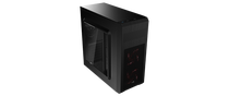 Корпус AEROCOOL SI-5101 Advance Window Black без БП