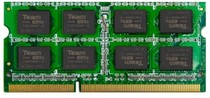 SO-DIMM 2Gb DDR3 1333 Team (TED32G1333C9-S01)