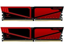 Оперативная память DDR4 2x8GB/3000 Team T-Force Vulcan Red (TLRED416G3000HC16CDC01)