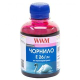 Чернила WWM EPSON Expression Premium XP-55/750/850 Light Magenta (E26/LM) 200 г