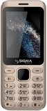 Sigma mobile X-style 33 Steel Dual Sim Gold