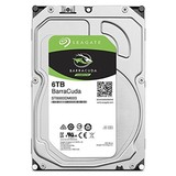 Жесткий диск HDD SATA 6.0TB Seagate BarraCuda 5400rpm 256MB (ST6000DM003)