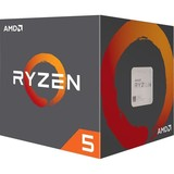 Процессор AMD Ryzen 5 2600 (3.4GHz 16MB 65W AM4) Box (YD2600BBAFBOX)