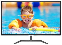 "Монитор Philips 31.5"" 323E7QDAB/01 IPS Black"