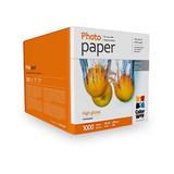 Фотобумага CW глянцевая 230g/m2, 10х15, 1000л, картонная упаковка (PG23010004R)