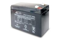 Аккумуляторная батарея Gemix 12в для UPS 7,5AH (LP12-7.5)