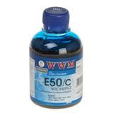 Чернила WWM Epson Stylus Photo R200/R220/RX640 (Cyan) (E50/C) 200г