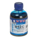 Чернила WWM HP 10/11/12 (Cyan) (H12/C) 200г