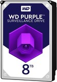 Жесткий диск HDD SATA 8.0TB WD Purple 5400rpm 256MB (WD81PURZ)