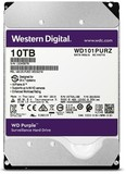 Жесткий диск HDD SATA 10.0TB WD Purple 7200rpm 256MB (WD101PURZ)