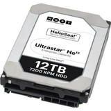 Жесткий диск HDD SATA 12.0TB Hitachi (HGST) Ultrastar He12 7200rpm 256MB (0F30146)
