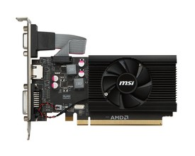 AMD Radeon R7 240 1GB DDR3 64B Low Profile MSI (R7 240 1GD3 64B LP)