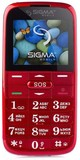 Sigma mobile Comfort 50 Slim 2 Dual Sim Red
