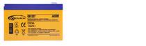 Аккумуляторная батарея Gemix 12V 7AH (GB1207) AGM