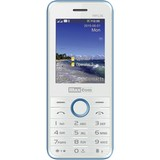 Maxcom MM136 Dual Sim White-Blue (5908235973517)