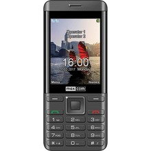 Maxcom MM236 Dual Sim Black-Gold (5908235974088)