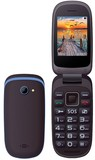 Maxcom Comfort MM818 Dual Sim Black-Blue (5908235973869)