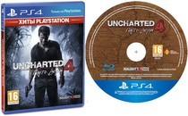 Игра Uncharted 4: Путь вора для Sony PlayStation 4, Russian version, Blu-ray (9420378)