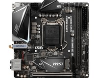 Материнская плата MSI MPG Z390I Gaming Edge AC Socket 1151