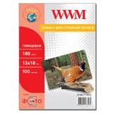 Фотобумага WWM (G180.P100/C)
