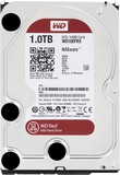 Жесткий диск HDD SATA-3 1.0Tb WD, 64Mb, Caviar RED ( WD10EFRX)